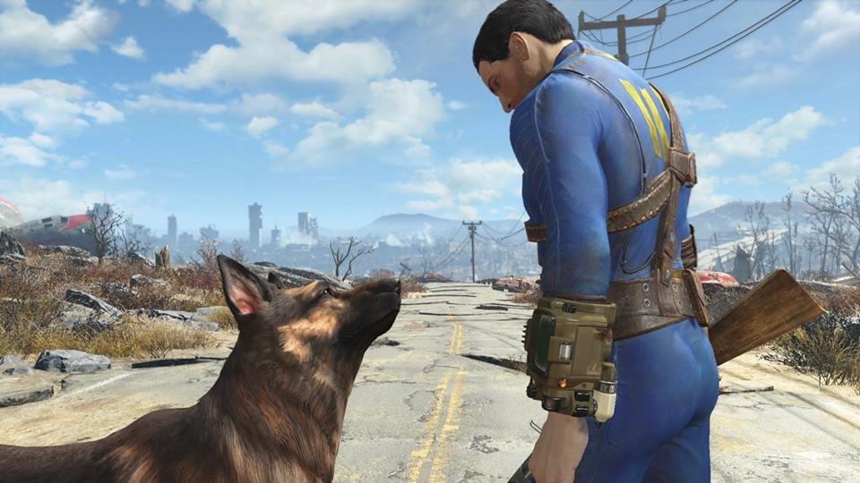 E3 2015のトップバッターとなりそうな「Fallout 4」(Bethesda Softworks)