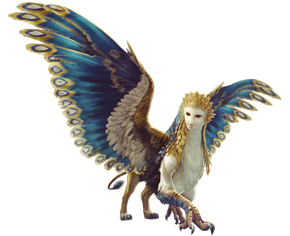 "<strong class="""">スフィンクス(Sphinx)</strong><br class="""">妖艶な女性の顔と鷲の翼、獅子の体を持つ異形の魔物。美しい歌声には強力な魔力が秘められ、聞く者に抗えぬ眠りと死をもたらすという。空中からの鋭い鉤爪による攻撃は、経験の浅い覚者にとって悪夢となるであろう"