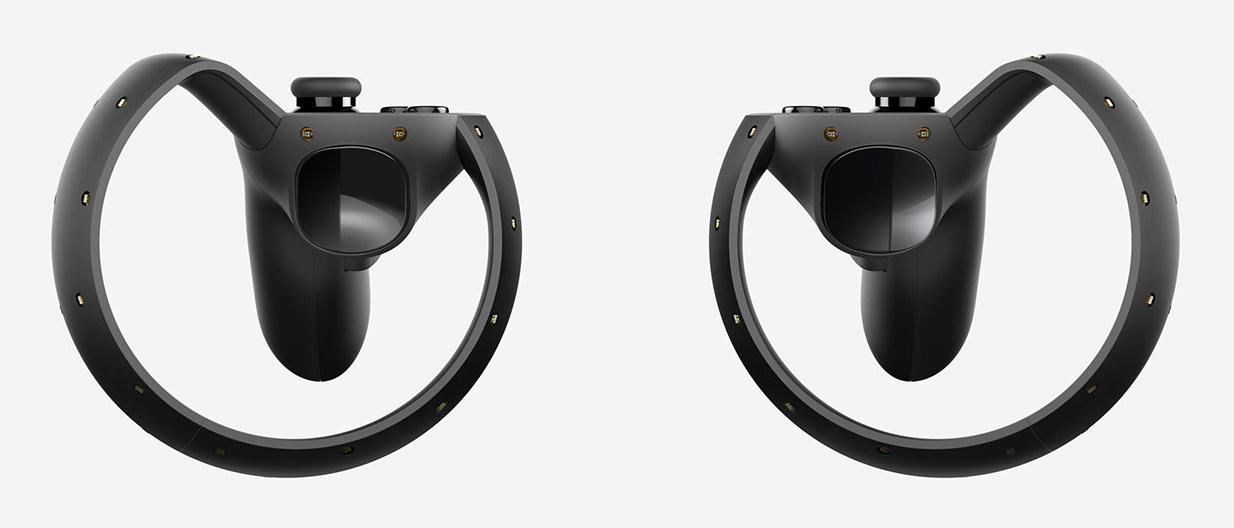 E3 2015に合わせてOculusが発表した「Oculus Touch」最も先進的なVRコントローラーだ