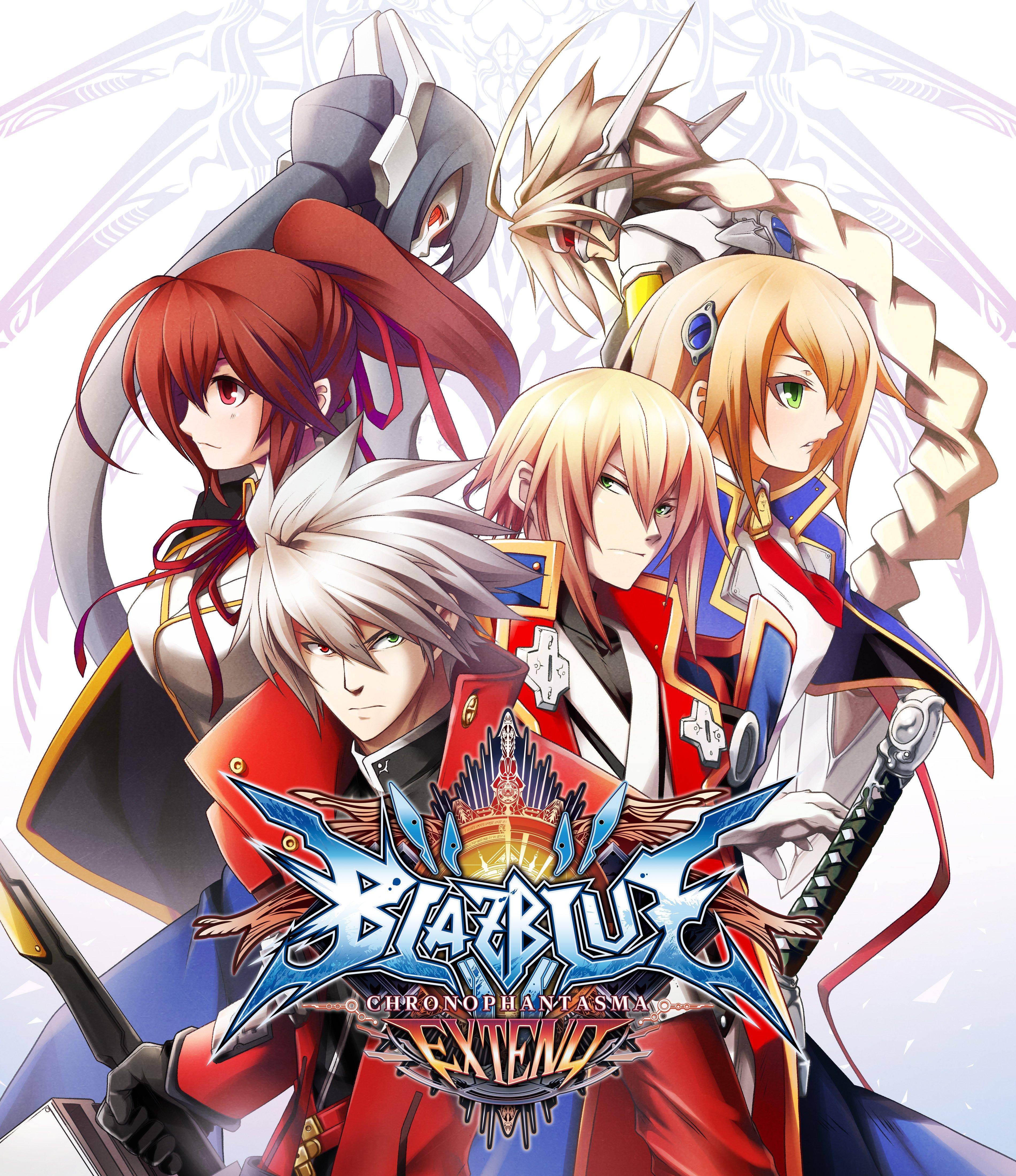 中国では初公開となる「BLAZBLUE」(PS4)