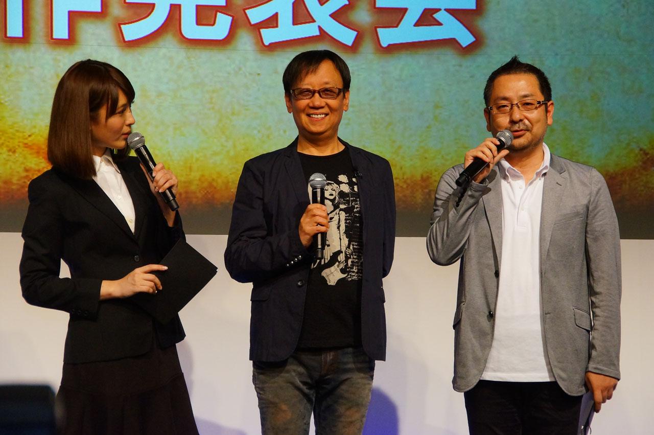 最後の挨拶では、「DQ XI」は任天堂が開発中の新世代機種「NX」でもリリースを検討していること、そして発売は30周年内を目指しているという言葉もあった