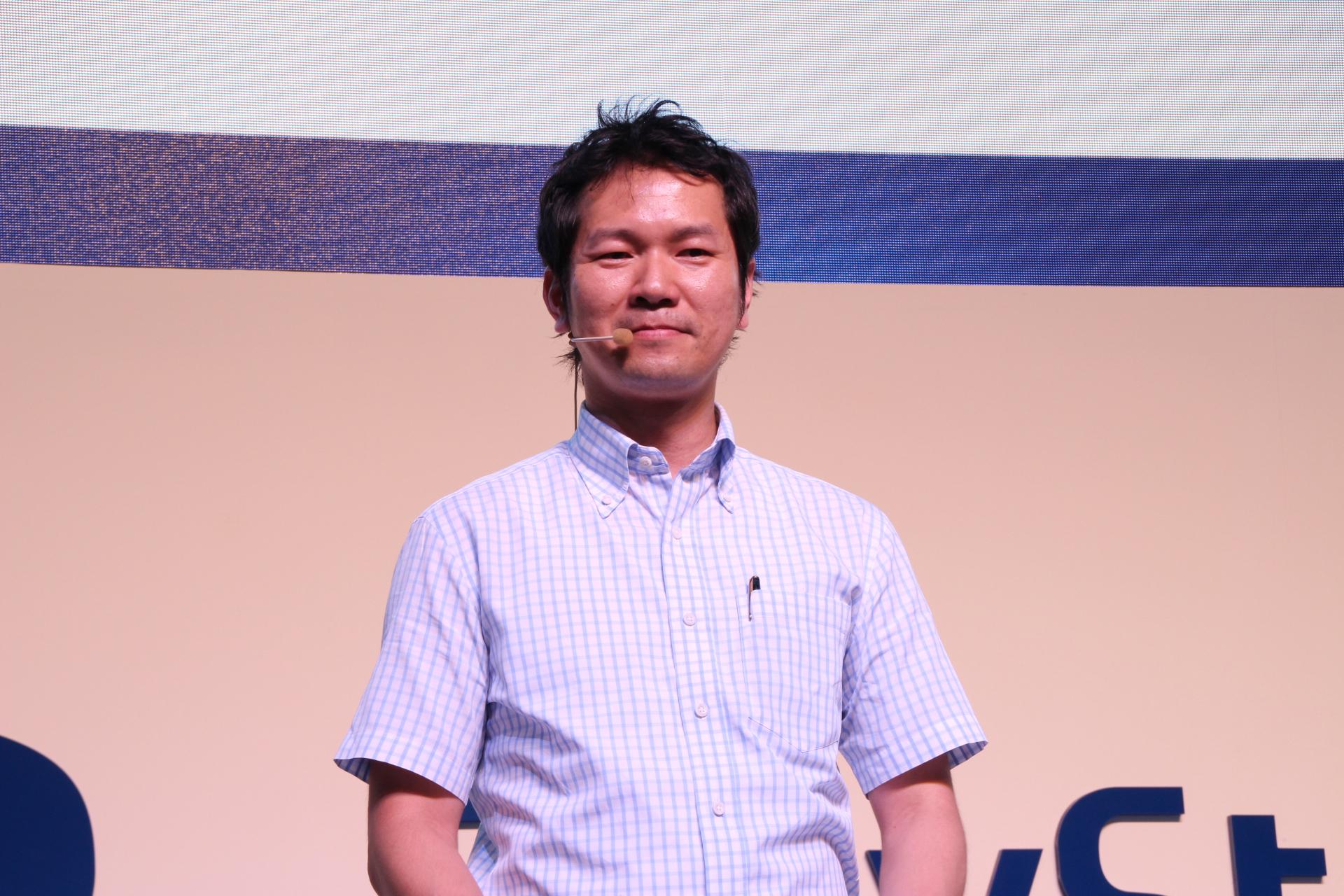 日本ファルコム代表取締役社長でゲーム開発者でもある近藤季洋氏