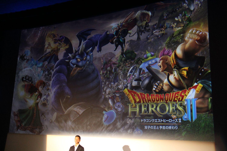 スクエニのアジア展開というと「FF」シリーズがメインだったが、「ドラゴンクエストヒーローズ」の成功を境に、一気に変わった印象がある。今回は「ドラゴンクエストヒーローズII」、「ドラゴンクエスト ビルダーズ」、「スターオーシャン6」の3タイトルを発表。ローカライズはいずれも繁体中文とハングルで、発売時期は2016年