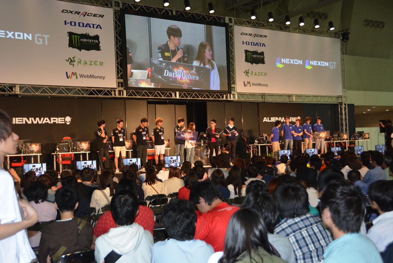 韓国チームとのエキシビションマッチも