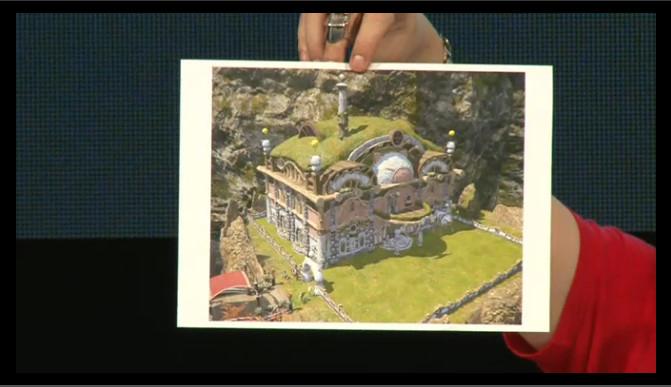 カンパニークラフトで作れるようになるモーグリデザインのLハウス