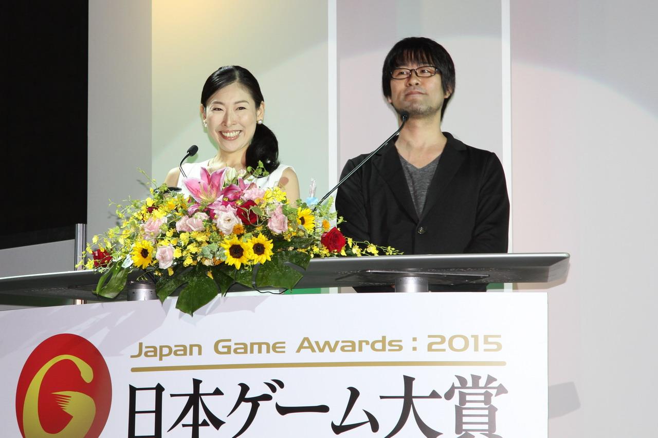 今年も司会は鷲崎健さんと前田美咲さん