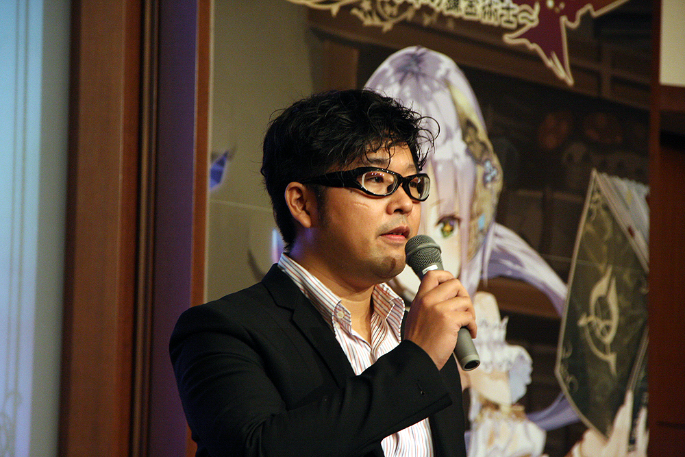 「ソフィーのアトリエ」の岡村佳人ディレクター