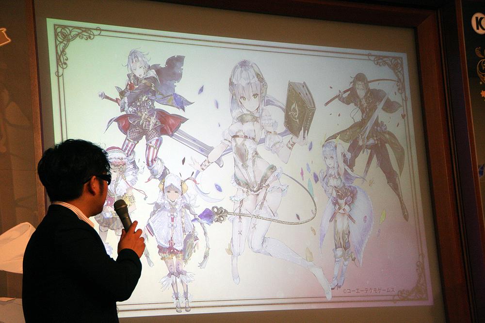 ゆーげんさんが描いたキャラクター達