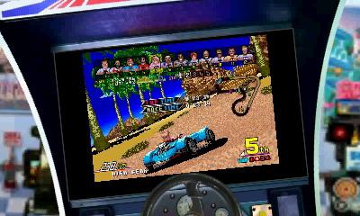 「ムービング筐体」をONにすると、プレーヤーの動きに合わせてゲーム画面が上下左右に傾く