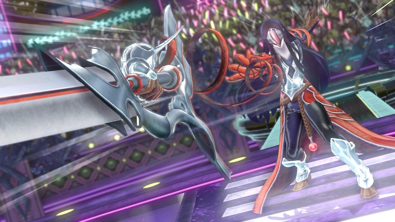 「剣士」のミラージュで、弥代のパートナーである「ナバール」。演じるのは子安武人さん