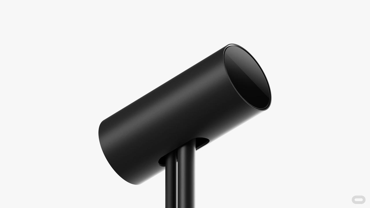 Oculus RiftはこのIRカメラで位置をトラッキングする