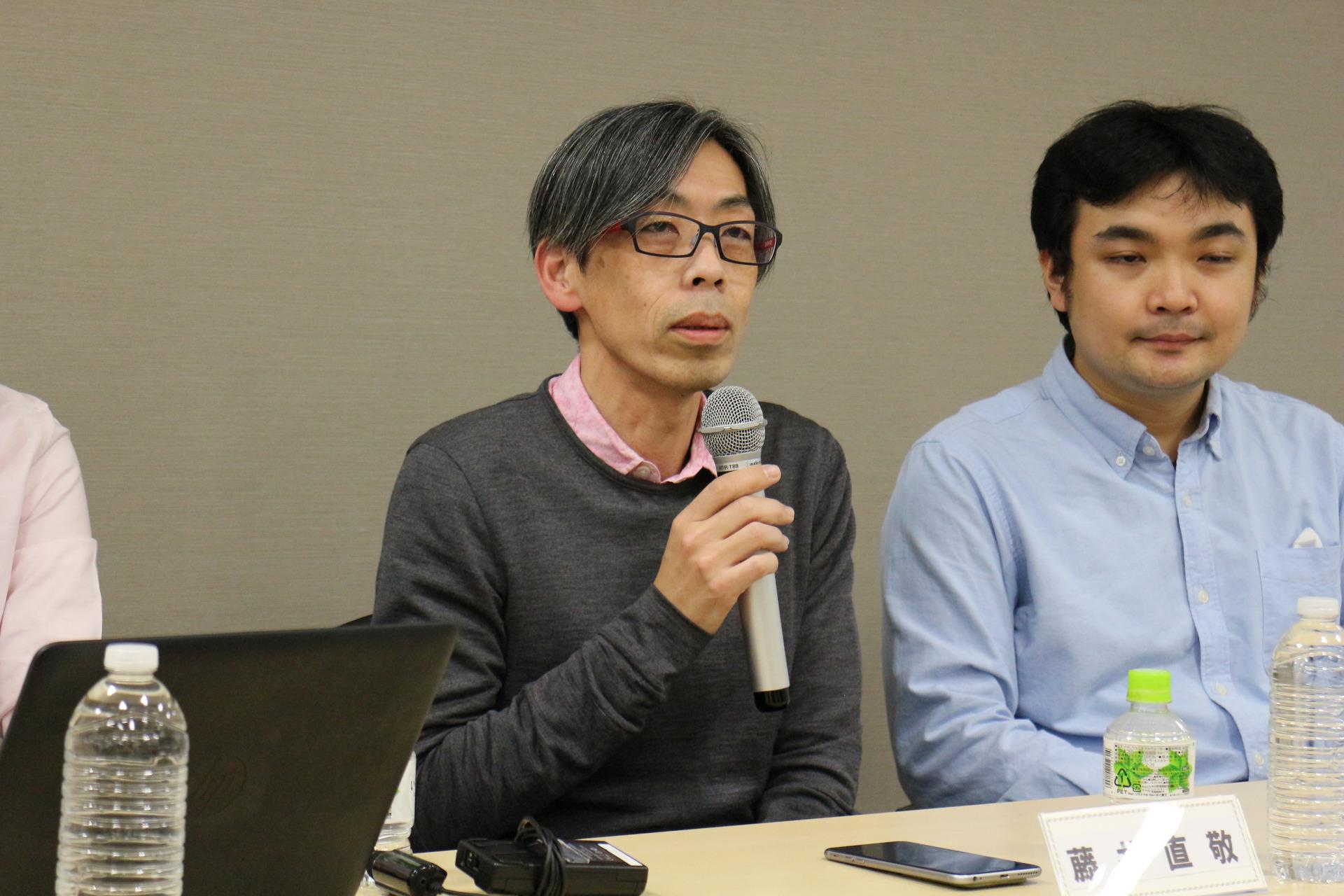 藤井氏は「B2B2Cのビジネスモデルが必要」と語る