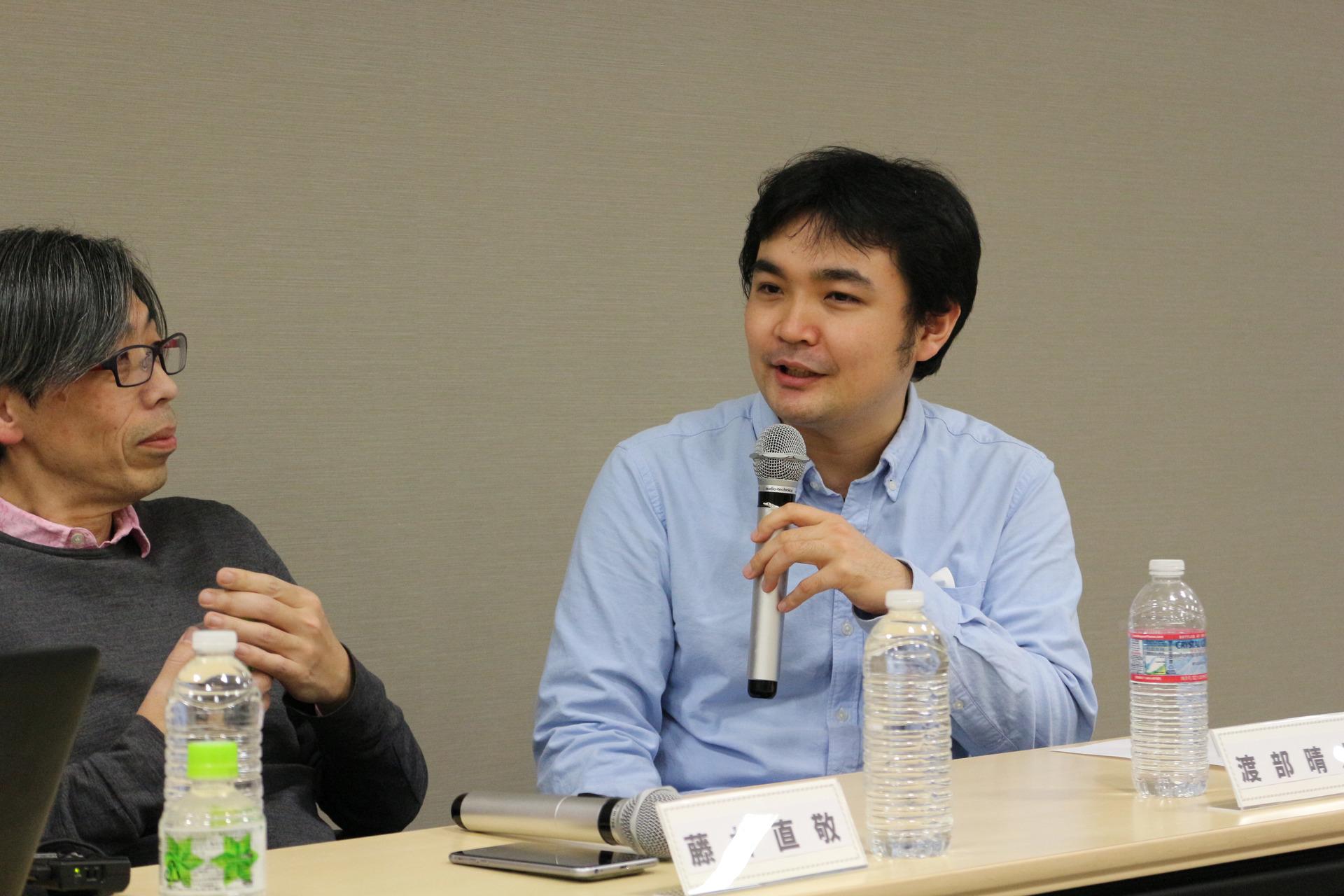 渡部氏は開発者の立場から、企業側の積極性を感じ始めている