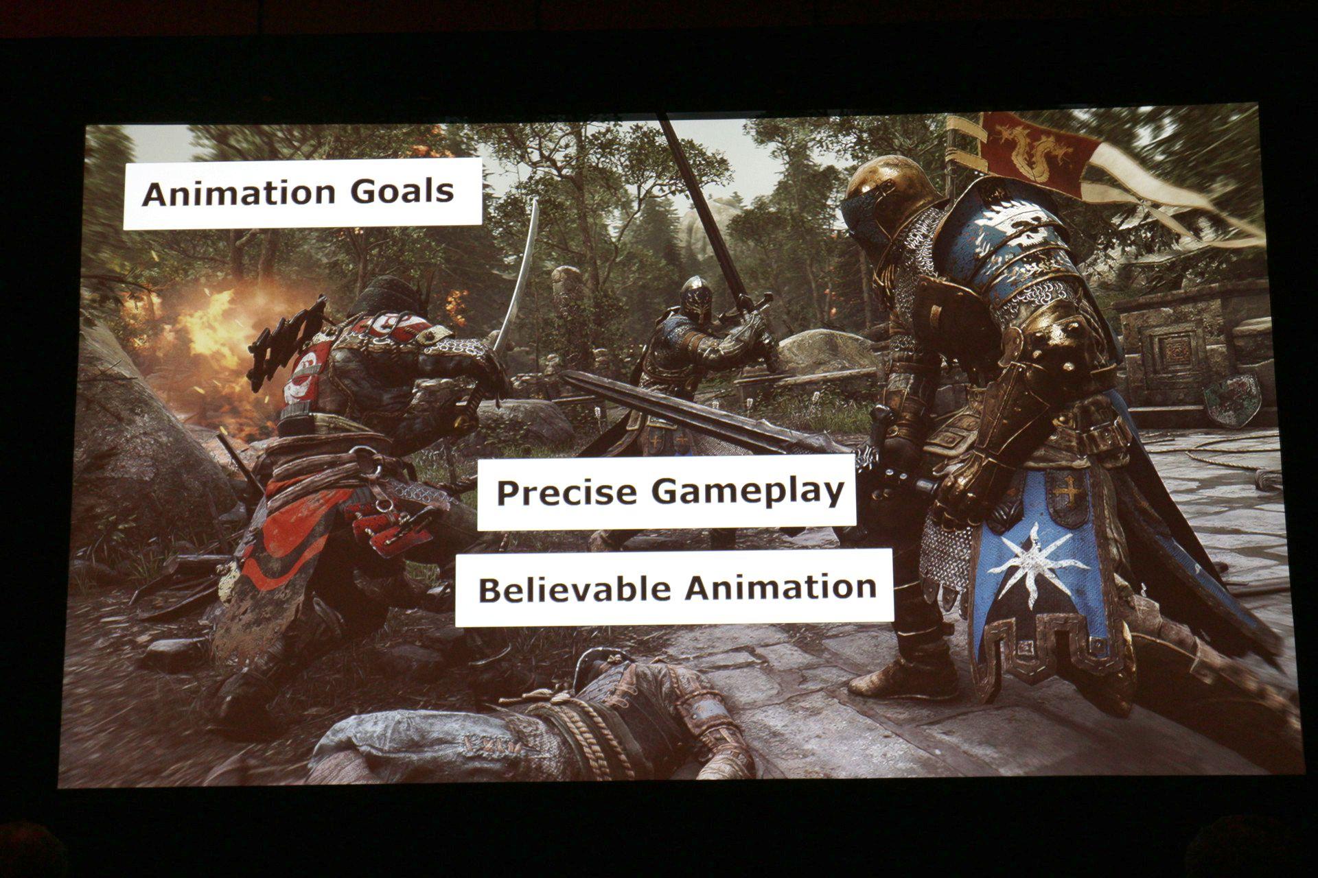 本作におけるアニメーションシステムの目標