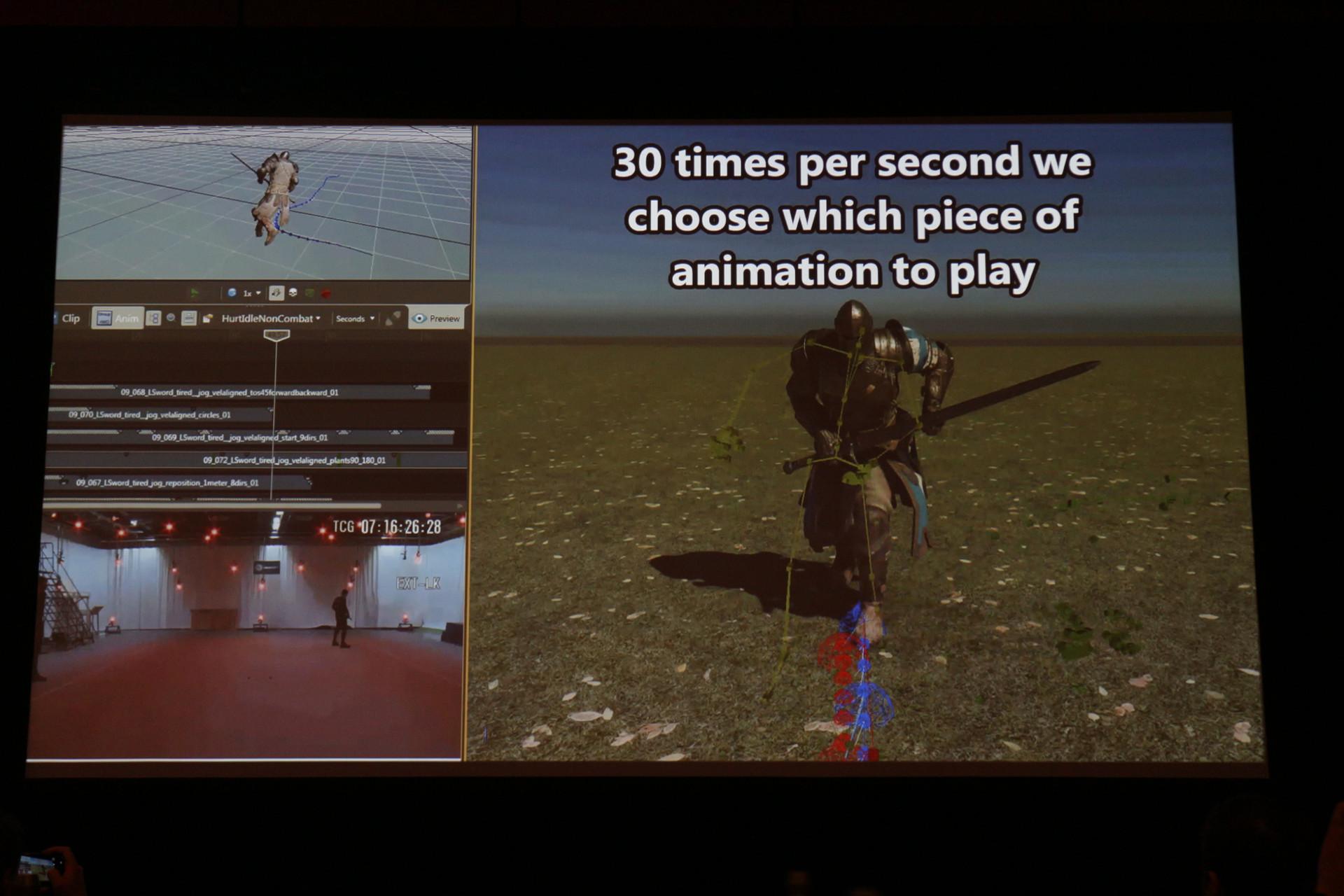 30分の1秒に1度、次のアニメーション片が検索される