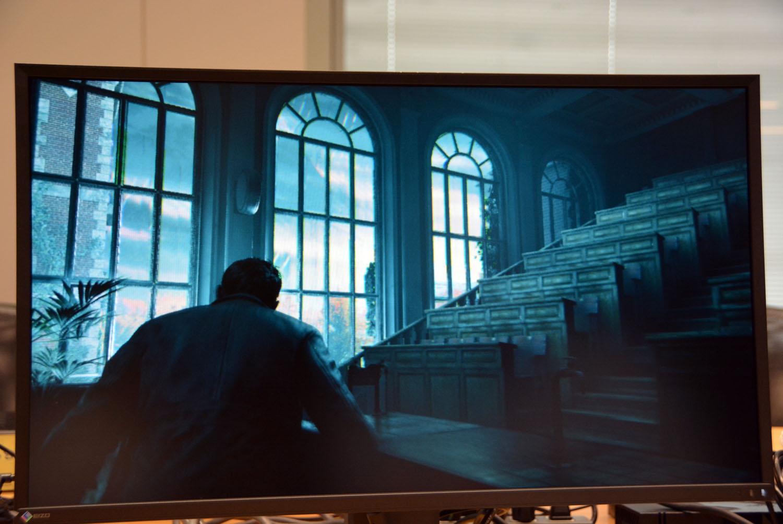 モナークの兵士に占拠される大学。ジャックはウィリアムと脱出しようとする