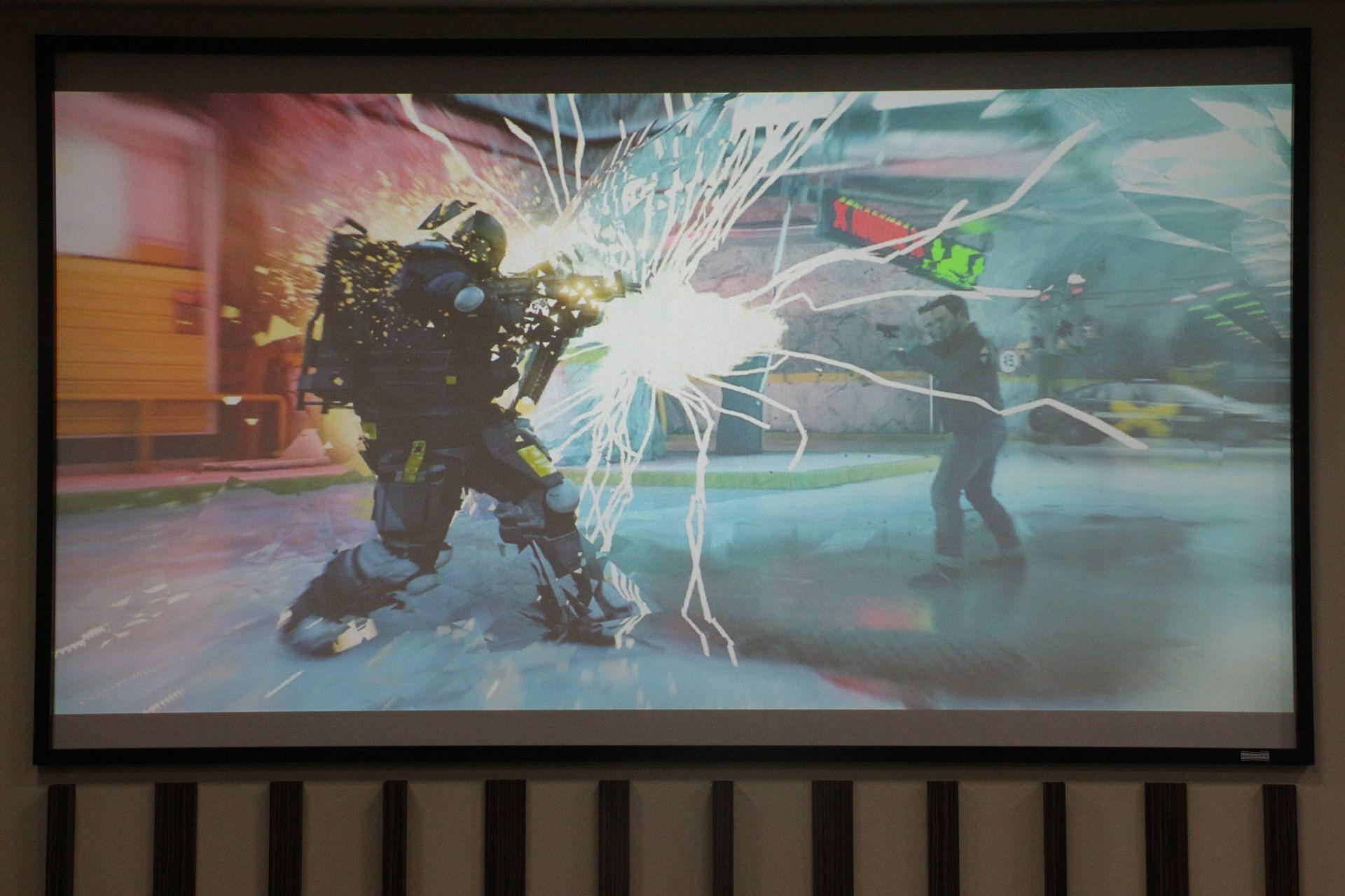 DirectX 12ベースで、美しいグラフィックスと高いパフォーマンスを両立させている「Quantum Break」