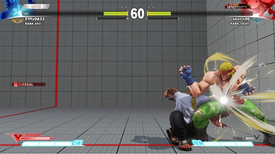 スレッジハンマーは、出際に相手の攻撃を受け流す能力があるため、乱戦に強い。ボタンをすぐに離せば、攻撃を行なわずに動作を中断することも可能だ