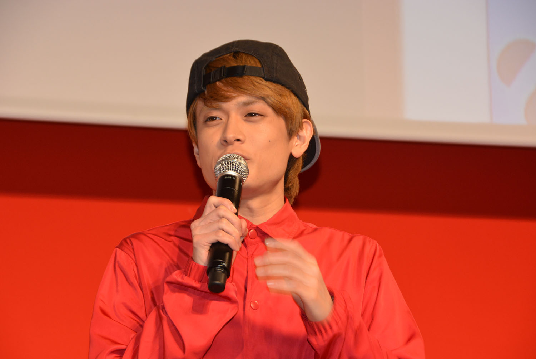 高取ヒデアキさん、池田彩さん、鎌田章吾さんにより主題歌「Get Chance! ポケモンガオーレ」の初お披露目も行なわれた