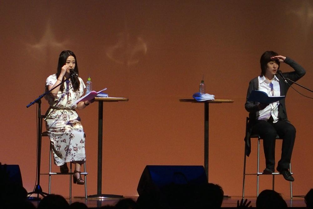"""神田さん演じるエステルの口癖にちなみ、聞いた人がおもわず「あんですって~?!」と驚いてしまうエピソードを募集する""""「あ、あんですって~?!」大賞""""のコーナーでは、「今回のイベントに同じファルコム好きの人を誘ったら、その日に彼女になった」というエピソードが大賞に選出。会場は騒然とし、名乗り出た2人に賞品が贈られた。出演者からは人との絆がテーマのひとつである「空の軌跡」らしいエピソードという声も"""