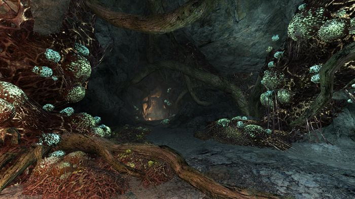 侵食魔の巣窟