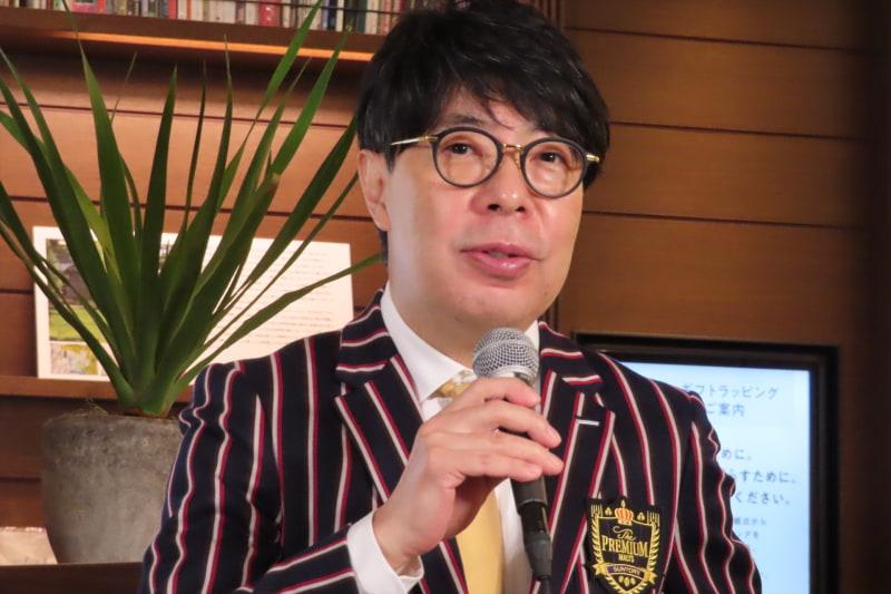 サントリービール 執行役員 マーケティング本部長の和田龍夫氏