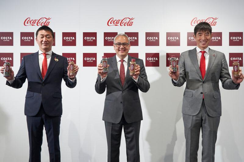 (左から)金澤博史氏、ホルヘ・ガルドゥニョ氏、和佐高志氏