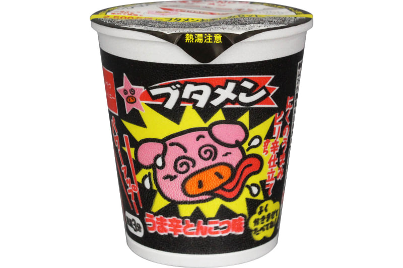 ブタメン(うま辛とんこつ味)