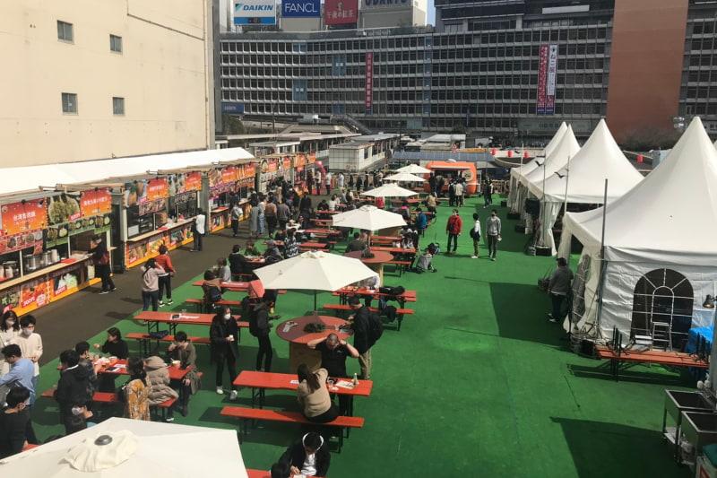 4月22日~5月9日に「新宿オクトーバーフェスト2021」開催