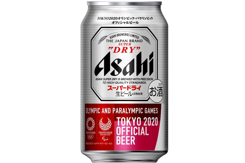 アサヒスーパードライ「大会ルック」デザイン(缶350mL)