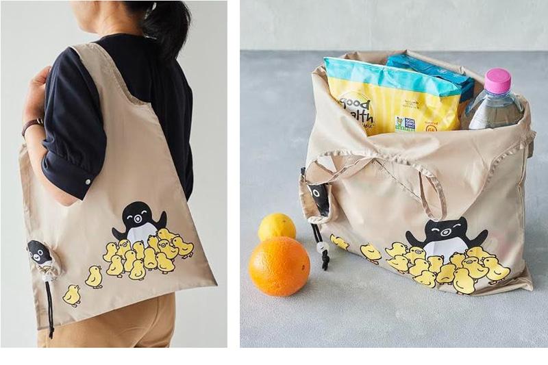 「Suicaのペンギン エコバッグ」の新作