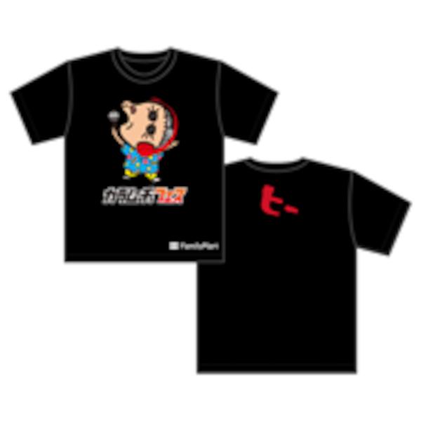 カラムーチョフェス限定のオリジナルTシャツ