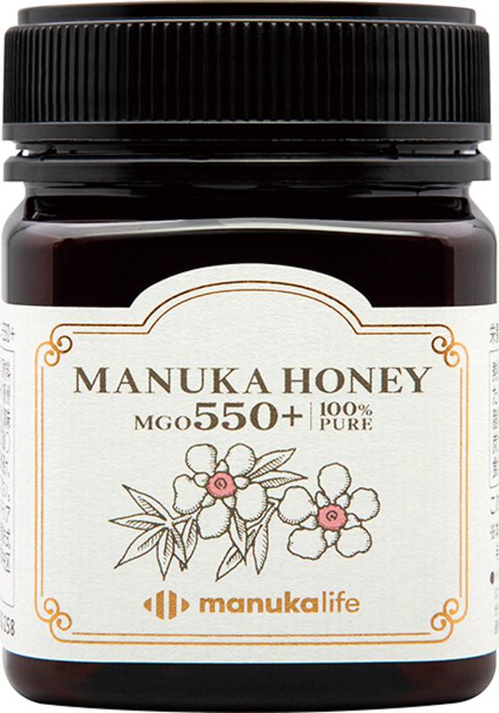 マヌカハニー550+(9720円)
