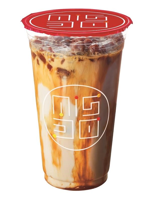 ミスタードーナツ「ダブル氷コーヒー キャメル」