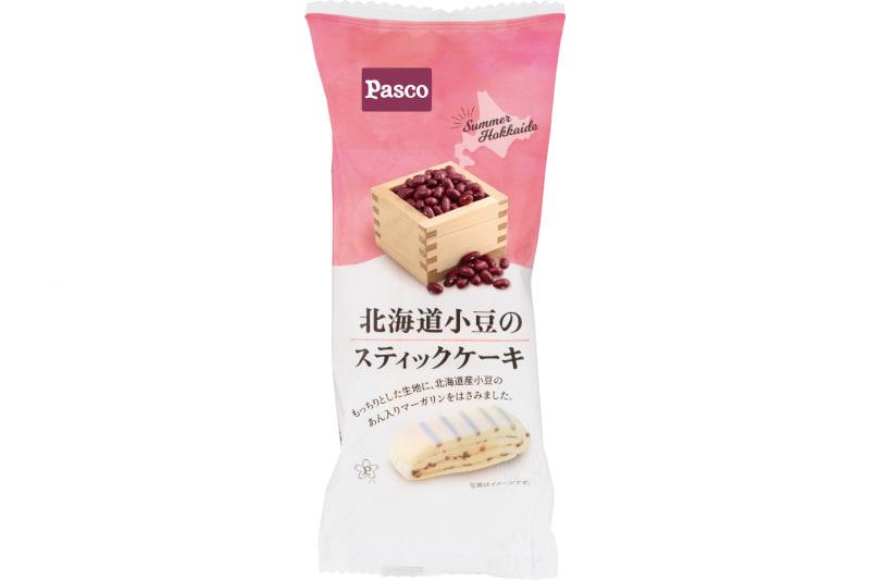 北海道小豆のスティックケーキ