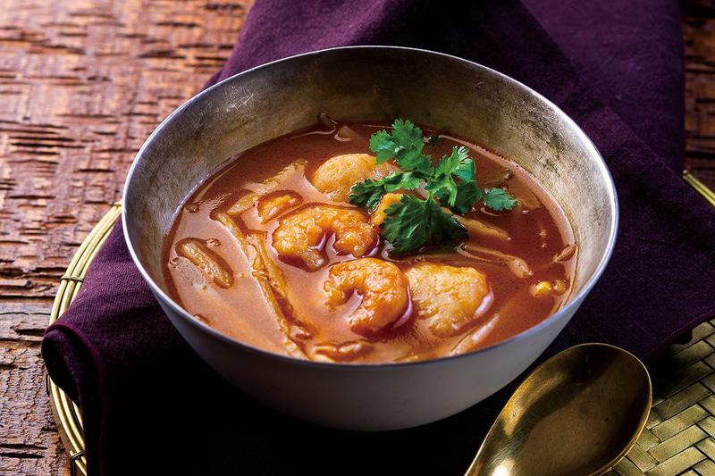 成城石井からエスニック系のレトルトスープ3商品