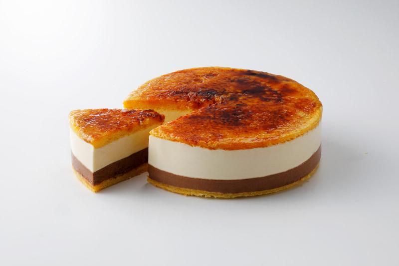 北海道産マスカルポーネを使った「サンマルク」