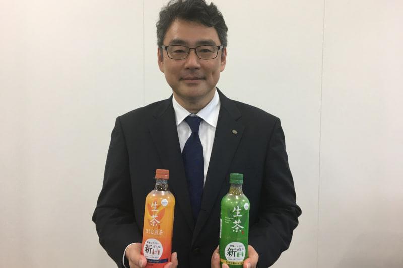 キリンビバレッジ 執行役員 マーケティング部長の山田雄一氏