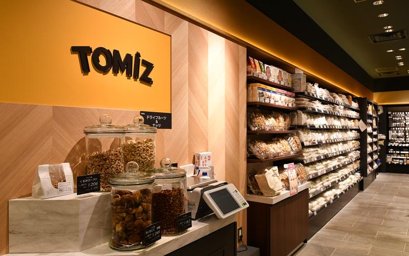 「渋谷 東急フードショー」にリニューアルオープンした「TOMIZ 富澤商店」