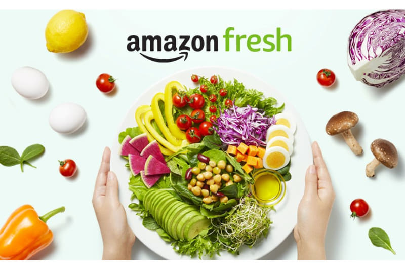 Amazonが「Amazonフレッシュ」をリニューアルオープンした