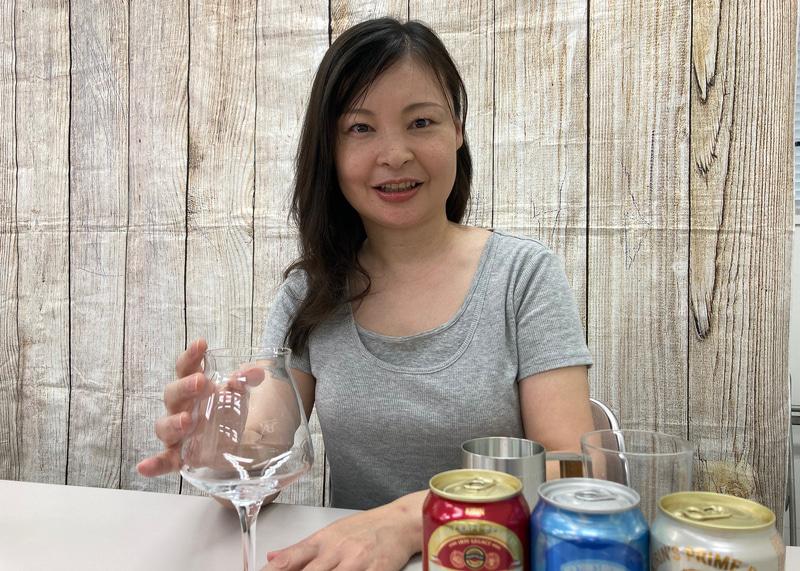 キリンアンドコミュニケーションズ株式会社 企画担当 ビールセミナー講師 草野裕美さん