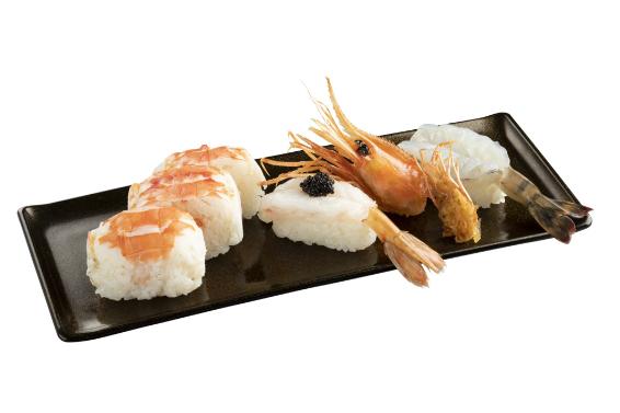 世界の海老食べ比べ