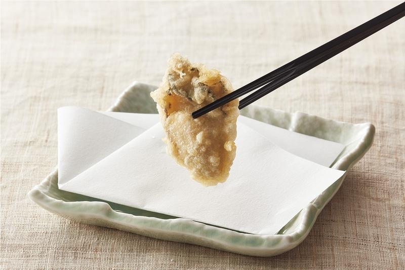 「播磨灘産 牡蠣」250円