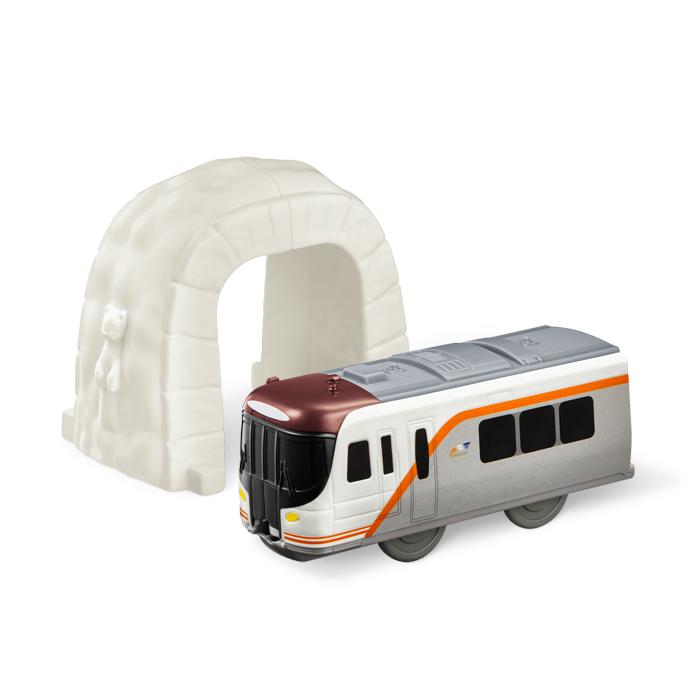 HC85系特急ひだ・南紀&雪のトンネル