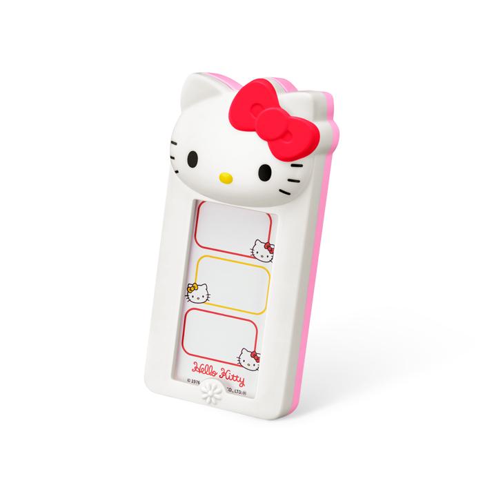 スマートフォン型ケース&シールセット