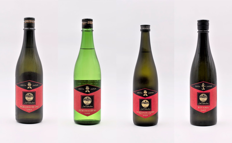 Joël Robuchonオリジナル日本酒