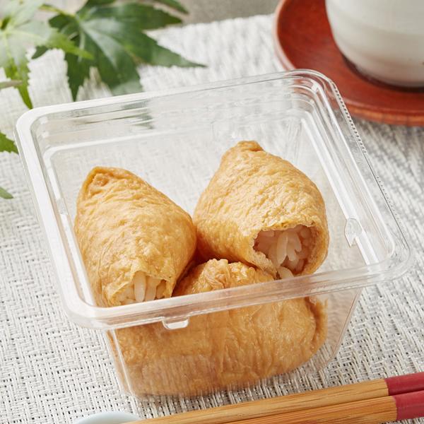 「ミニ寿司 いなり3ケ入」(210円)