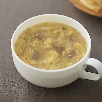 食べるスープ コムタンスープ