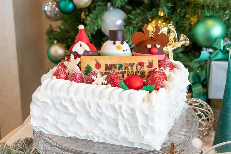 新作の「クリスマス アンサンブル」は10~12人用のパーティーサイズ。30個の限定商品で、価格は1万2960円