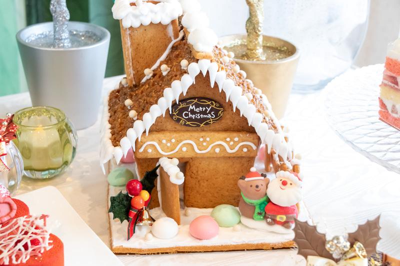 「ヘキセンハウス(お菓子の家)」。40個の限定商品で、価格は7560円